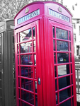 London 2012 Phone-box by MissLayira