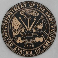 Department of the US Army by FantasyStock