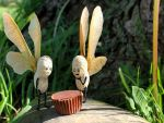 The Peanut Fairies Make a Grisly Discovery by DaveMishra