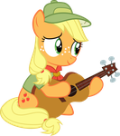 Filly Applejack by SLB94