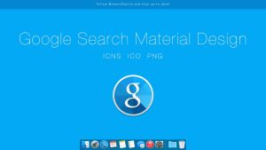 Google Search Material Design by Ziggy19