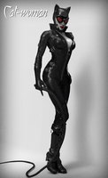 Catwoman by 47612784612784678128