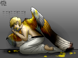 Angel's Punishment ::REQUEST:: by ArchEeviee