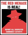 The Red Menace Is REAL by Hartter