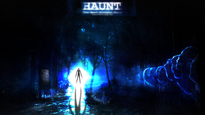 Slender Man Desktop Wallpaper HD 1920 x 1080p by imProDzGFX