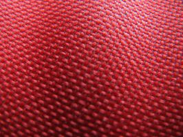 Knitted Red Macro Texture by Contengent-Necessity