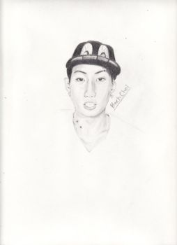 Jay Park by BachChoi