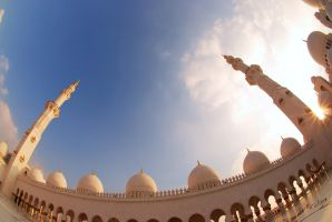 fisheye by uae-marwan