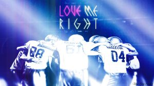 Exo - Love Me Right by ParkYuri666