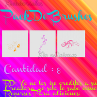 Pack DeBrushes-Xio by XioEdiciones