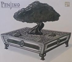 Penjing Tree by im1tta