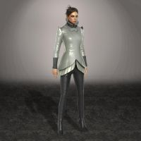 Deus Ex Human Revolution Megan Reed by ArmachamCorp
