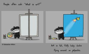 What Is Art? by sebreg