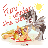 .:Fun under the sun:. by Ipun