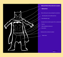Batman Anatomy by ralph0