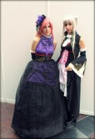 Luka and Haku (Japan Expo 2012) by mlle-hughes