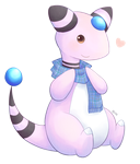 CM: Shiny Ampharos by oi-m