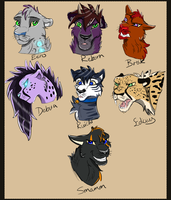 Headshot Requests by Thealess