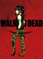 The End is Near. Walkers too. by ayeczka