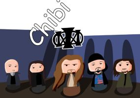 Chibi Dream Theater by ChibiCenteral