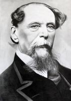 Charles Dickens by donchild