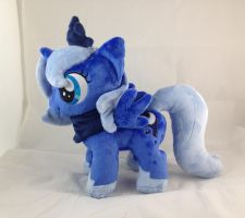 Luna filly V2 plush by LiLMoon