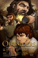 The Outsiders by eikonik