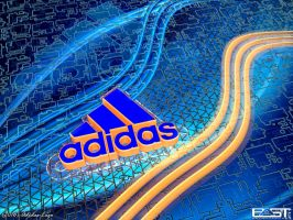 ADIDAS Logo by PaSt1978