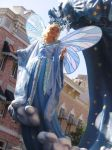 The Blue Fairy by xfkirsten