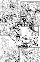 Wolverine and the X-Men #9 page 4 by WaldenWong