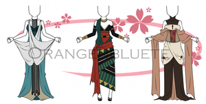 Auction 2 - Female Outfit - Closed by Orangenbluete