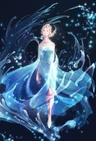 Elsa by FLAFLY