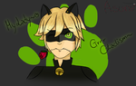 Mon Chat Noir~ by LalaSweet98