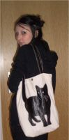 Black_cat_bag by cicatricosa