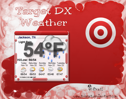 Target Weather Widget by TNBrat