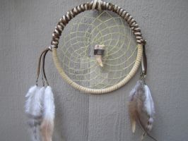 Sabertooth Braid Dream Catcher by Craft-Me-A-Dream