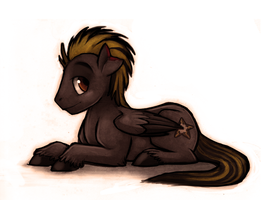 Star Bolt - Free Chibi for Commission by Cryptid-Creations