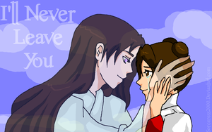I'll never leave you by Sorceress2000
