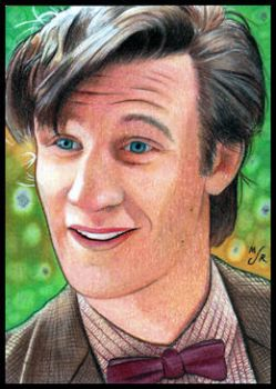 The Eleventh Doctor PSC by MJasonReed