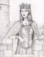 Queen Guinevere by dashinvaine