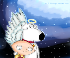 All Dogs Go to Heaven by Lelka-Philka