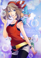 ORAS by fangmich