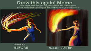 Improvement Meme by LadyKylin