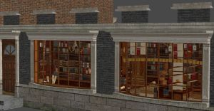LIBRARY by Oo-FiL-oO
