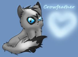 Crowfeather by Silvernazo
