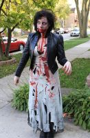Zombie Walk Costume by asunder