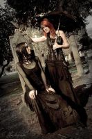 Gothic Girls3 by Winged-Creations