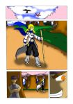 A Simple Walk Page 1 by Anubis2Pabon288
