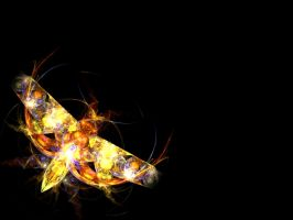 Fractal Firefly-- WP by NatalieKelsey