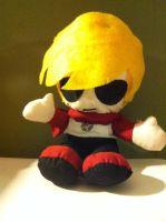 Dave Strider Plush by inuyashafreak0135